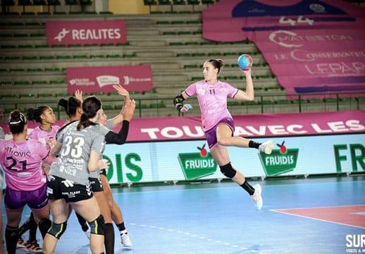 Ultime match pour Camille Ayglon-Saurina
