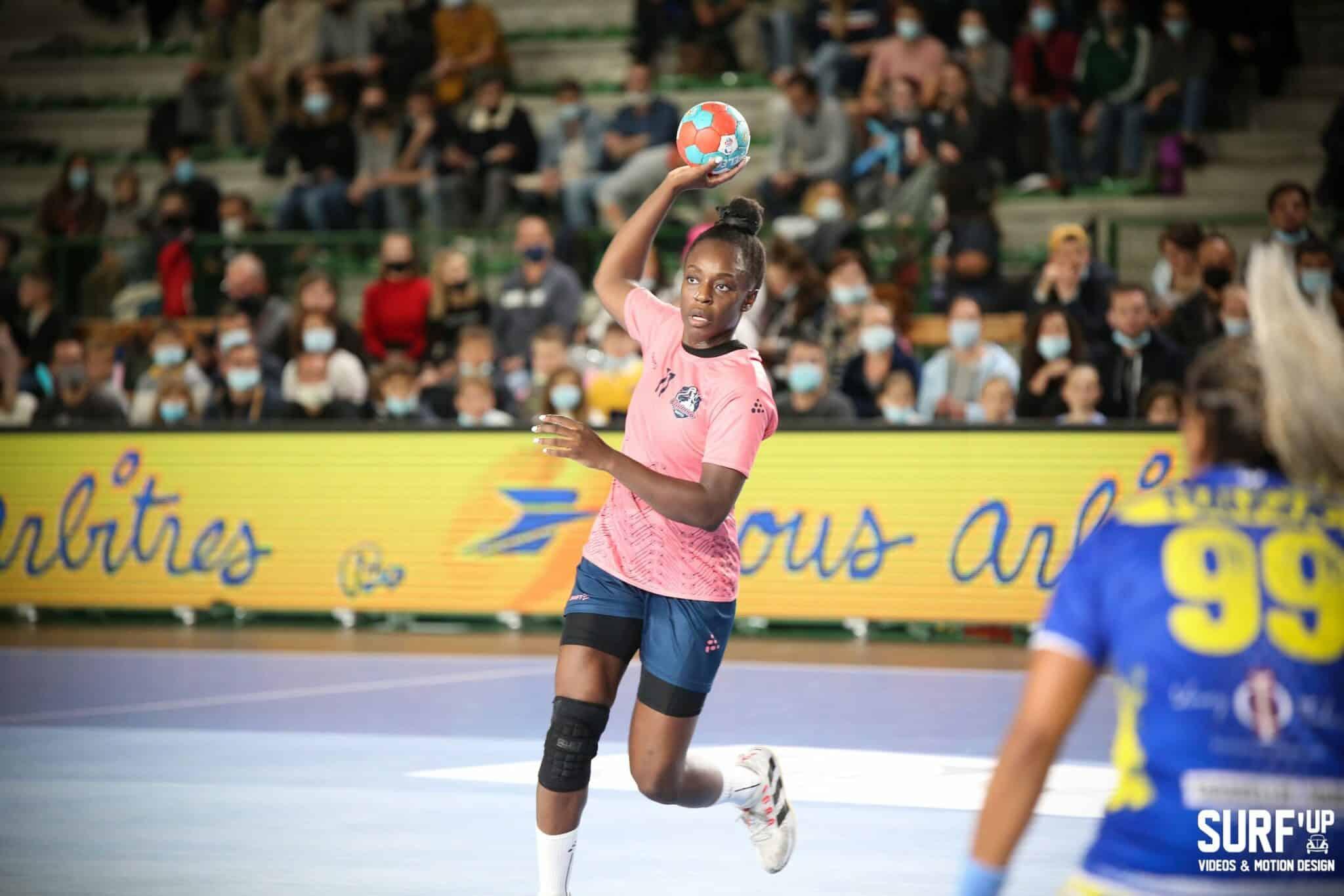 Neptunes de Nantes – Nice Handball : infos pratiques & Octobre Rose